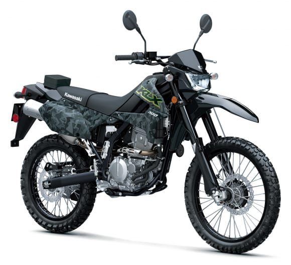 2021年モデル KLX300