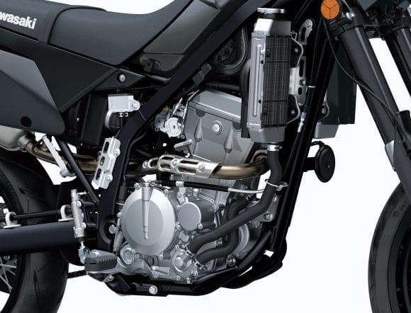 2021年モデル KLX300SM エンジン