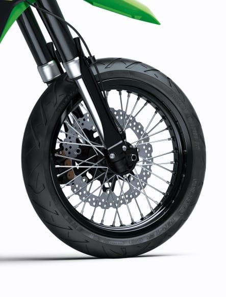 2021年モデル KLX300SM フロントタイヤ