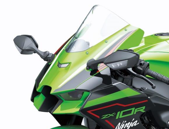 2021年モデル Ninja ZX-10R フロントカウル