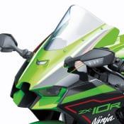 2021年モデル Ninja ZX-10R スモークスクリーン(オプション)
