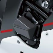 2021年モデル Ninja ZX-10R フレームスライダー(オプション)