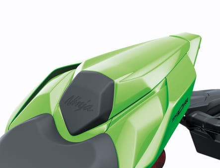 2021年モデル Ninja ZX-10RR シングルシート