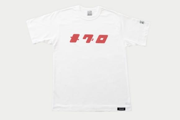 カワサキ ロゴTシャツ(メグロロゴ)