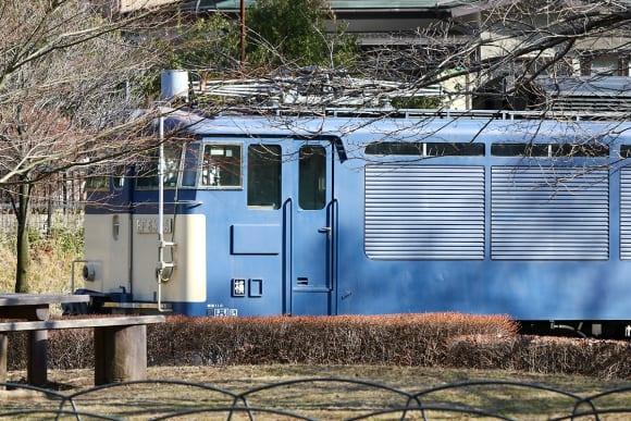 碓氷峠鉄道文化むら EF65