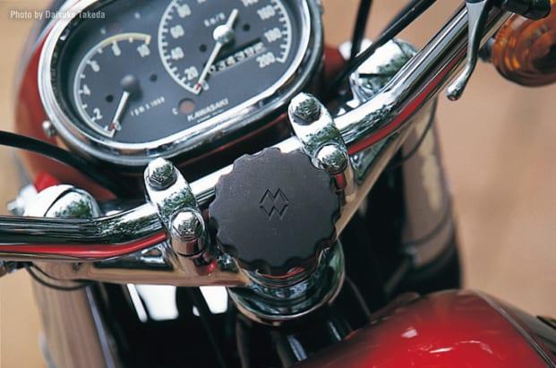 1966 W1 ステアリングステム