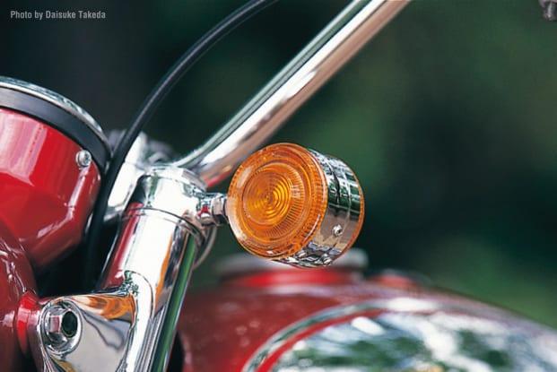 1966 W1 ウインカー