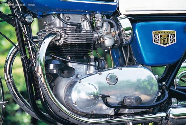 1968 W1S キャブレター