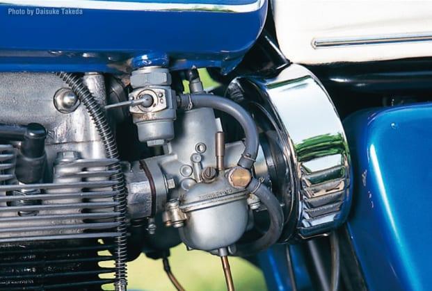 1968 W1S 2キャブレター