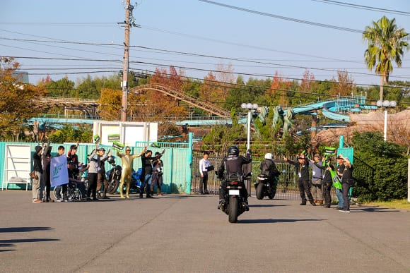 KAWASAKI Ninja1000 全国ミーティング2019 in 鈴鹿サーキット