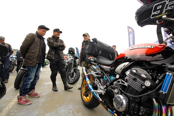Z900RS 2YEAR ANNIVERSARY MEETING