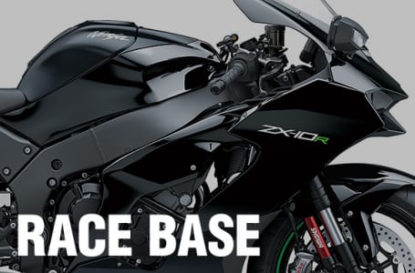 2021年モデル Ninja ZX-10R レース用ベース車
