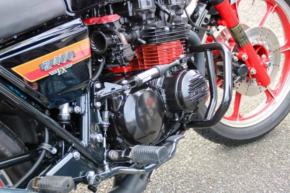 THE Z400FX MTG