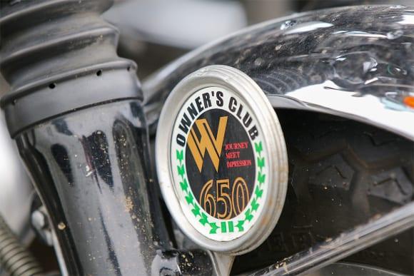 第20回 メグロ・W1〜3・W650・W800・W400 岩間ジョイントミーティング