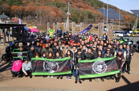 KAWASAKI Z900RS CLUB JAPANZ900RS&CAFE 北関東オフ会