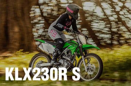 2021年モデル KLX230R S
