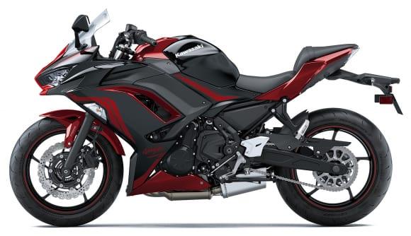 2021年モデル Ninja 650
