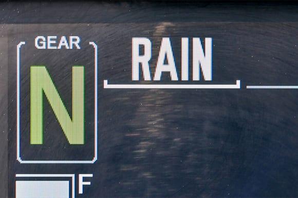 インテグレイテッドライディングモード「RAIN」