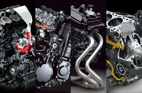 カワサキエンジンに見る、その大胆な発想と堅実な取り組み