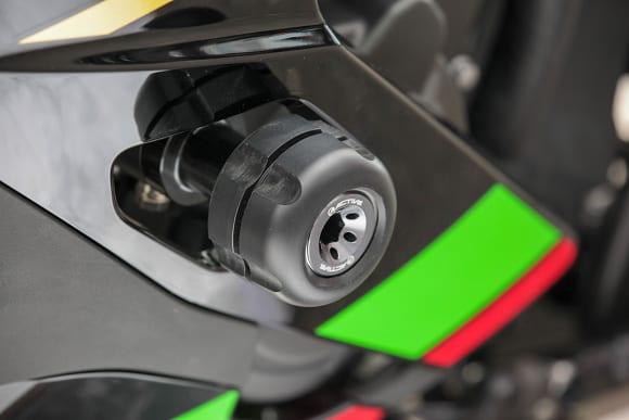 アクティブ Ninja ZX-25Rカスタム車 スライダー