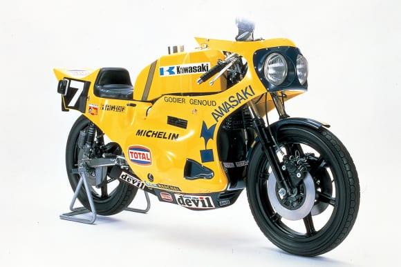 1974 EGLI Kawasaki Z1000(Z1)