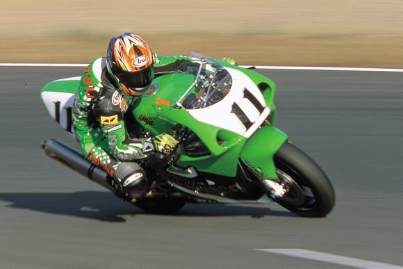 2000年 全日本ロードレース選手権 チャンピオン Ninja ZX-7RR