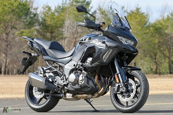 試乗モデル/2020年モデル VERSYS 1000 SE