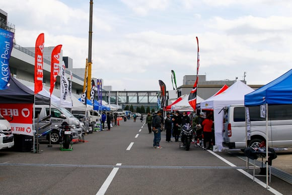 KAZEサーキットミーティング in 鈴鹿サーキット レポート