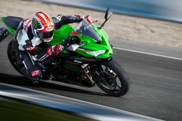 2021 Motoフェスティバル 3Ninja ZX-25Rのワンメイクレース「Ninja Team Green Cup」イメージ