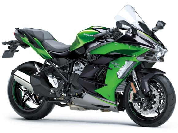 Kawasaki Ninja H2 SX/SE+