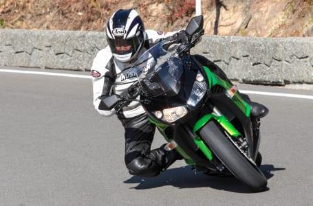2011年モデル Ninja 1000インプレッション