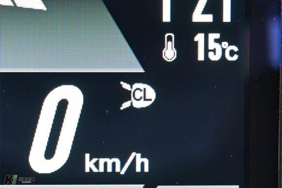 Ninja H2 SX SE コーナリングライト メーターパネル