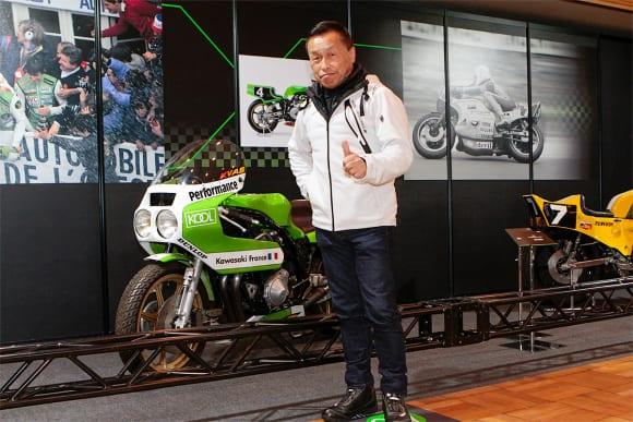 """カワサキワールド モーターサイクル企画展 """"The Champ〜頂点に輝いたマシンたち〜"""