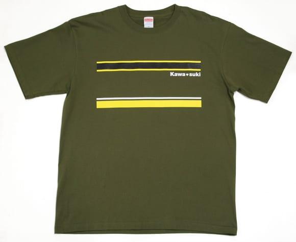 俺たちカワサキが好きだ Tシャツ