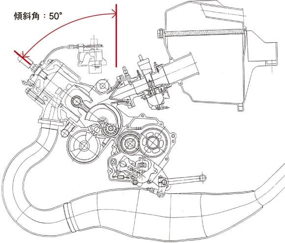 KR-1エンジン