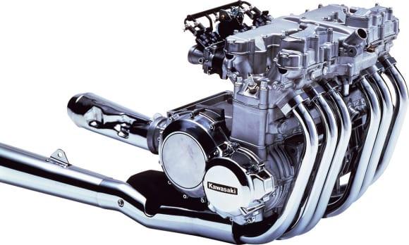 Z1300エンジン