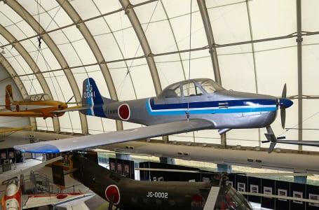 所沢航空発祥記念館所蔵 川崎航空機 KAL-Ⅱ