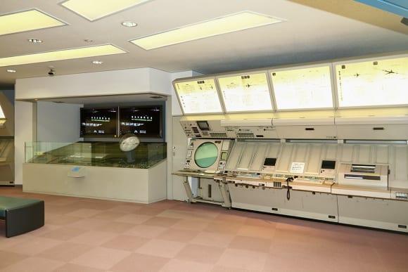 所沢航空発祥記念館所蔵 空の管制