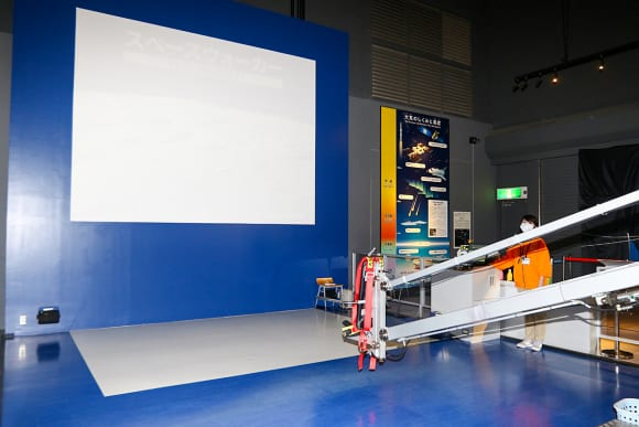 所沢航空発祥記念館 重力体験装置