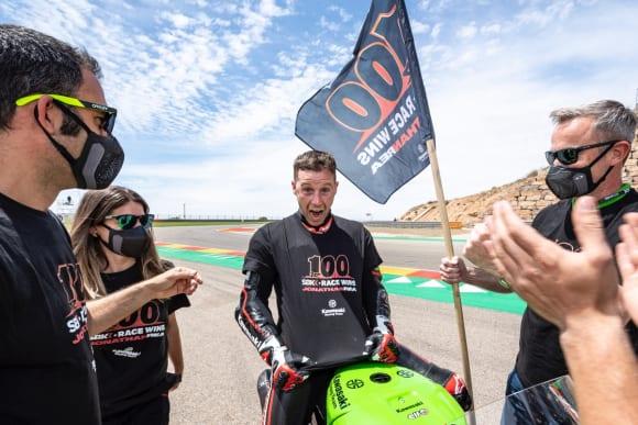 2021スーパーバイク世界選手権 第1戦 アラゴンラウンド(スペイン)
