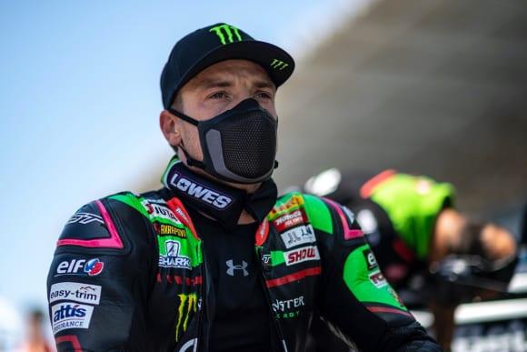 2021スーパーバイク世界選手権第2戦エストリル大会 アレックス・ロウズ選手