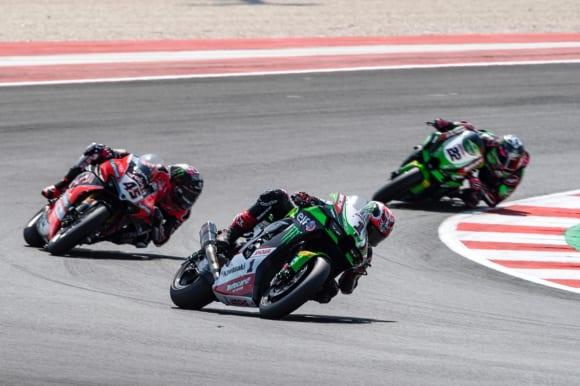 2021スーパーバイク世界選手権第3戦もカワサキが善戦 ジョナサン・レイ