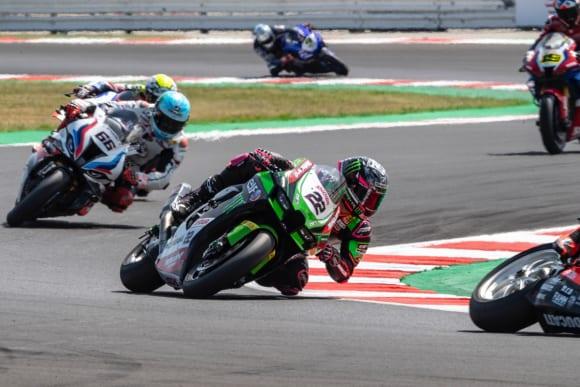 2021スーパーバイク世界選手権第3戦もカワサキが善戦 アレックス・ロウズ