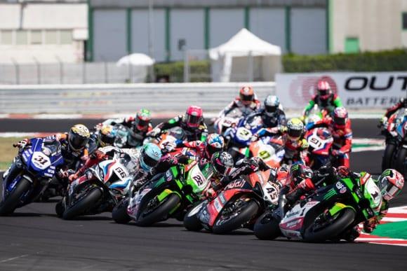 2021スーパーバイク世界選手権第3戦もカワサキが善戦
