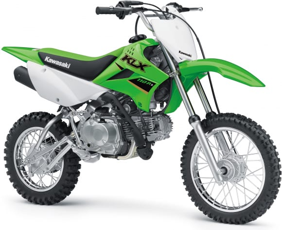 2022年モデル KLX110R L