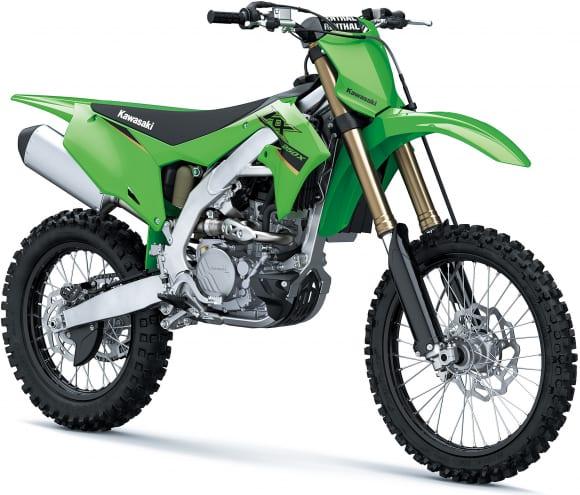 2022年モデル KX250X