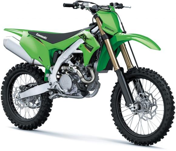 2022年モデル KX450