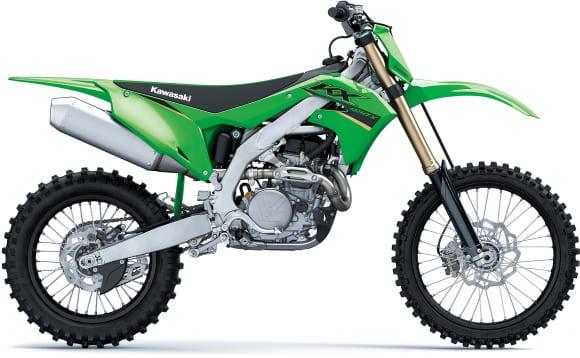 2022年モデル KX450X