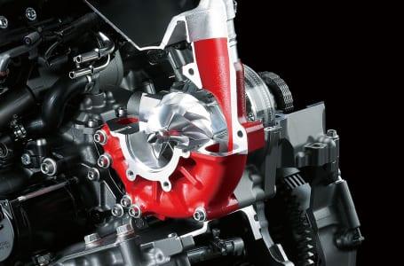 スーパーチャージドエンジンのメカニズム
