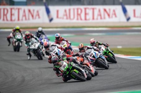スーパーバイク世界選手権 第5戦 アッセン大会